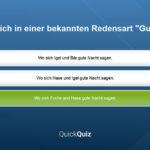 Jetzt wird gerätselt: odWeb.tv mit QuickQuiz