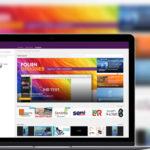 Der neue odWeb.tv-Folienpool: übersichtlicher, intelligenter, besser.