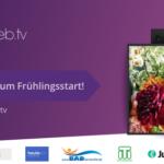 Zum Frühlingsstart: odWeb.tv mit brandneuen Inhalten