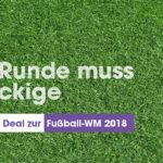 Das Runde muss ins Eckige: Der odWeb.tv WM-Deal