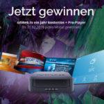 Gewinnspiel: odWeb.tv verlost jeden Monat Komplettpaket